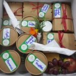 Hamper packed lunch